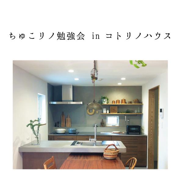 『ちゅこリノ勉強会 in コトリノハウス』