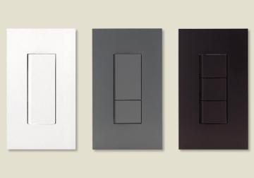 NKシリーズのスイッチとワイヤレス充電器