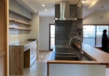 名古屋郊外のマンションリノベーション完成です!