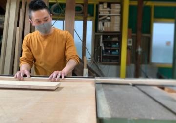 アネストワンの家具木工所『トリノス工房』始動!