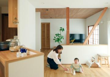施工事例『taivas』(名古屋市千種区戸建て)のストーリーを掲載しました