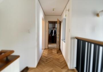 RC3階建てを二世帯住宅リノベーション。